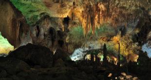 Treize ans dans une grotte